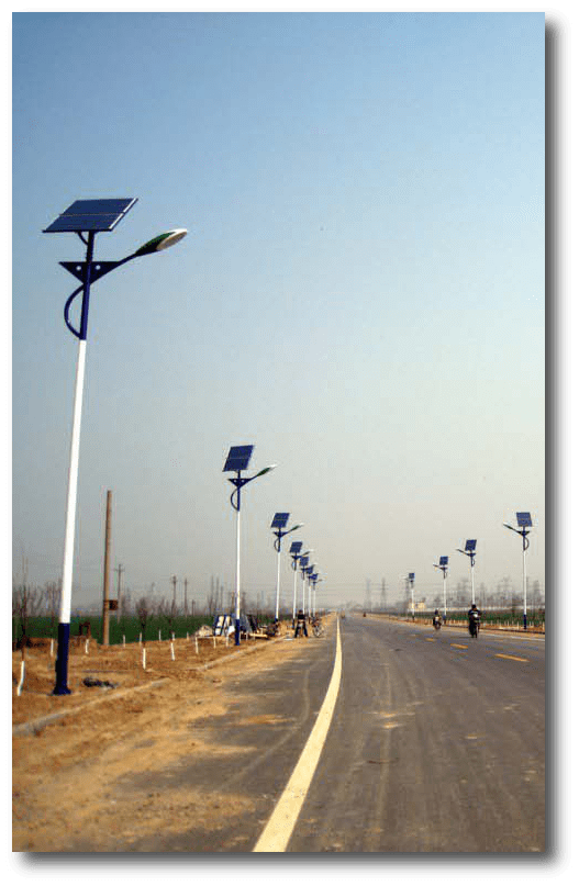 solar-street-lights-product1 Comparison between Solar LED light and Conventional light