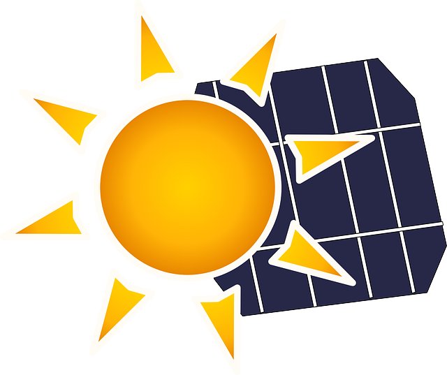 panel-158630_640 Solar Powered Fan