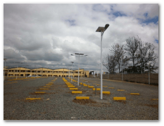 Kenya2 Solar Lights Solution Project