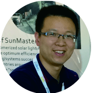 Steven-Zeng-General-Manager Sunmaster - Solar Lights Manufacturer
