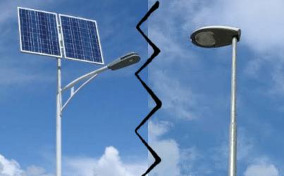 solar-led-light-vs-conventional-light Blog Energía Solar