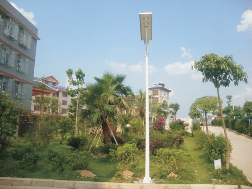 Gallery-03 All in one solar street light