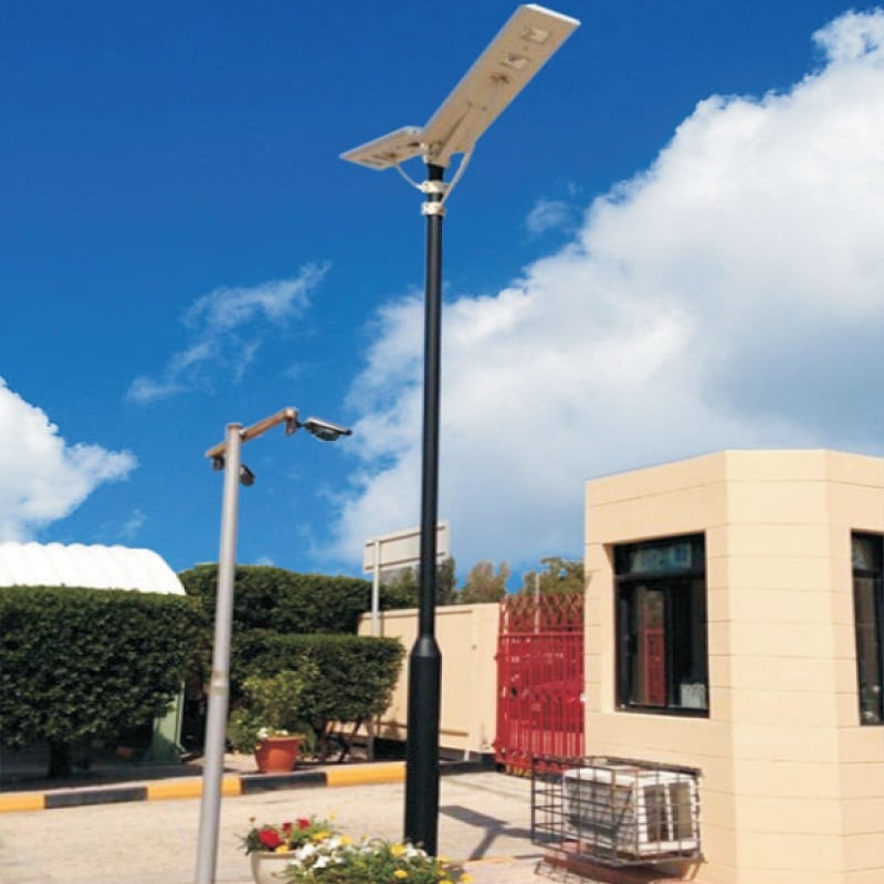 Gallery-06 All in one solar street light