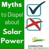 myth-dispel1 Blog Energía Solar