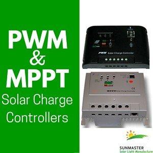 Cu L Es La Diferencia Entre Los Controladores De Carga Solar Pwm Y Mppt Fabricante De