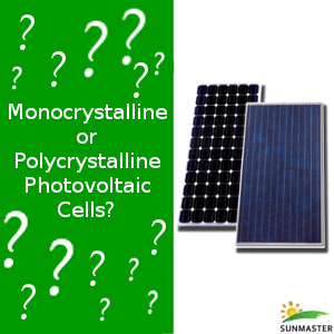 Monocrystalline-or-Polycrystalline Solar Lights Blog