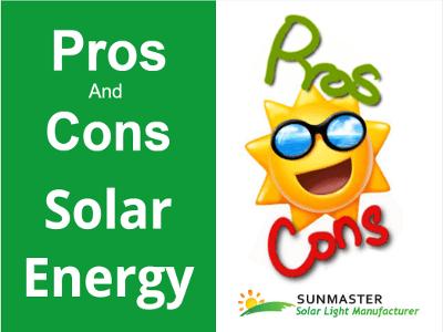 Pros-and-cons-of-solar-energy Blog Energía Solar