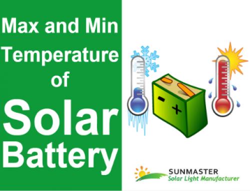 Ventajas De Las Bater As De Gel Vrla Fabricante De Sistemas De Iluminaci N Solar