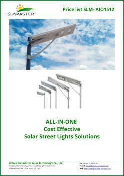 AllInOneFirst2 Solar Lighting price list