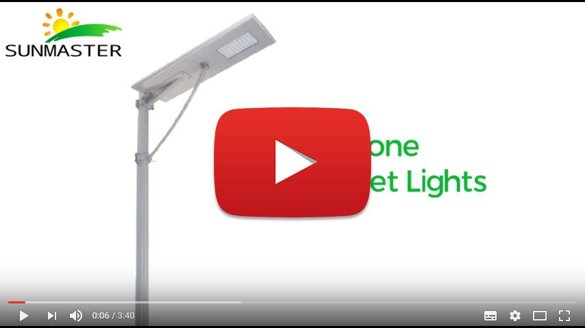 How-Does-An-AllinOne-solar-street-lights-works All in one solar street light
