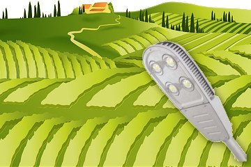 Solar-LED-Light-IMG Solar LED Lights: Great Solution for Rural Areas
