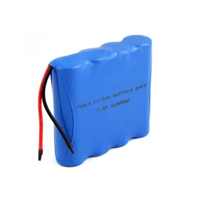 7.4V-5600MAH-Lithium-ion-battery-pack How to connect batteries in series and parallel