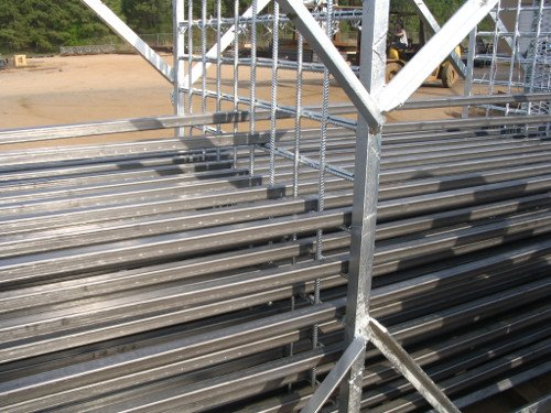 Thermal-galvanization Protection for outdoor lighting systems: Pole Protection